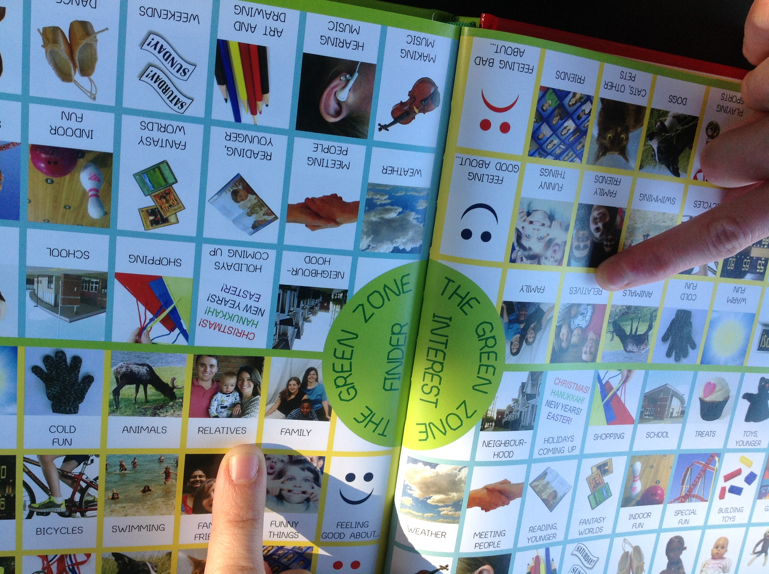 the green zone  common ground conversation training method for kids on the autism spectrum