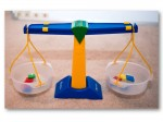 "A toy balance is an amazing social skills lesson strategy to teach children with Asperger's and other autism spectrum disorders about ""balance"" in relationships"