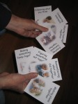 cards for conversation training for Asperger's and high functioning autism