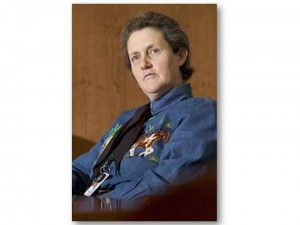 Temple Grandin, autistic person with visual learning style