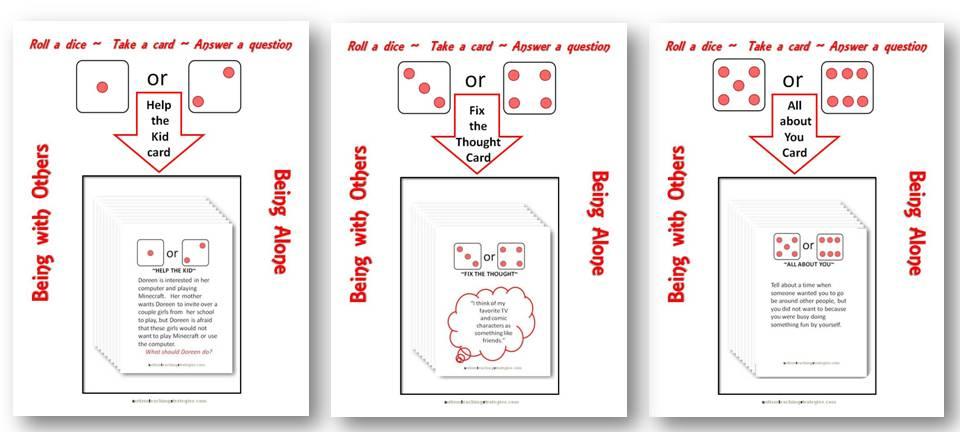 social skills game activity