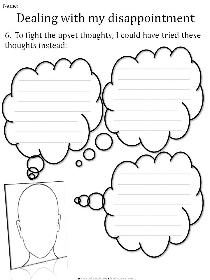 Emotions Worksheet for children. Draw the faces! | OT: Self ...