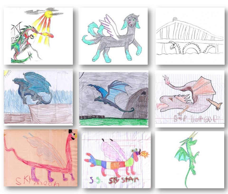 Using imagination imaginary creatures and art to engage children – Social Thinking Worksheets