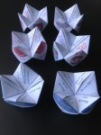 In this blog post, I show you how to make and use these simple folded devices for social skills activities.  I provide you the download PDF you need.