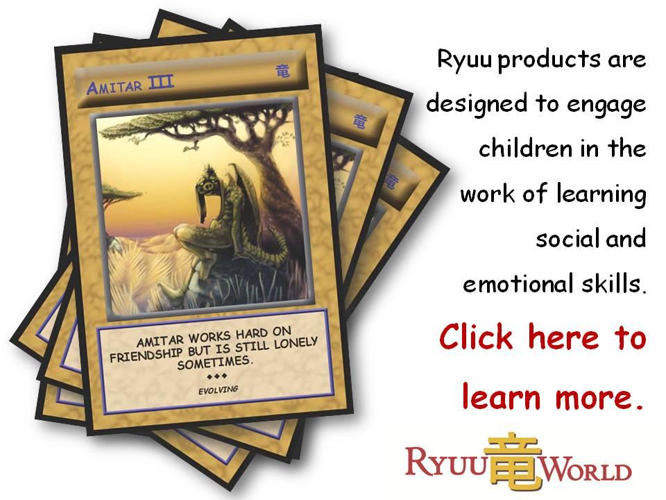 Ryuu promo inserts 1