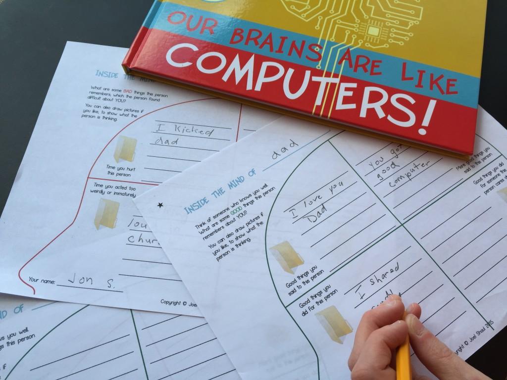 social skills autism workbook