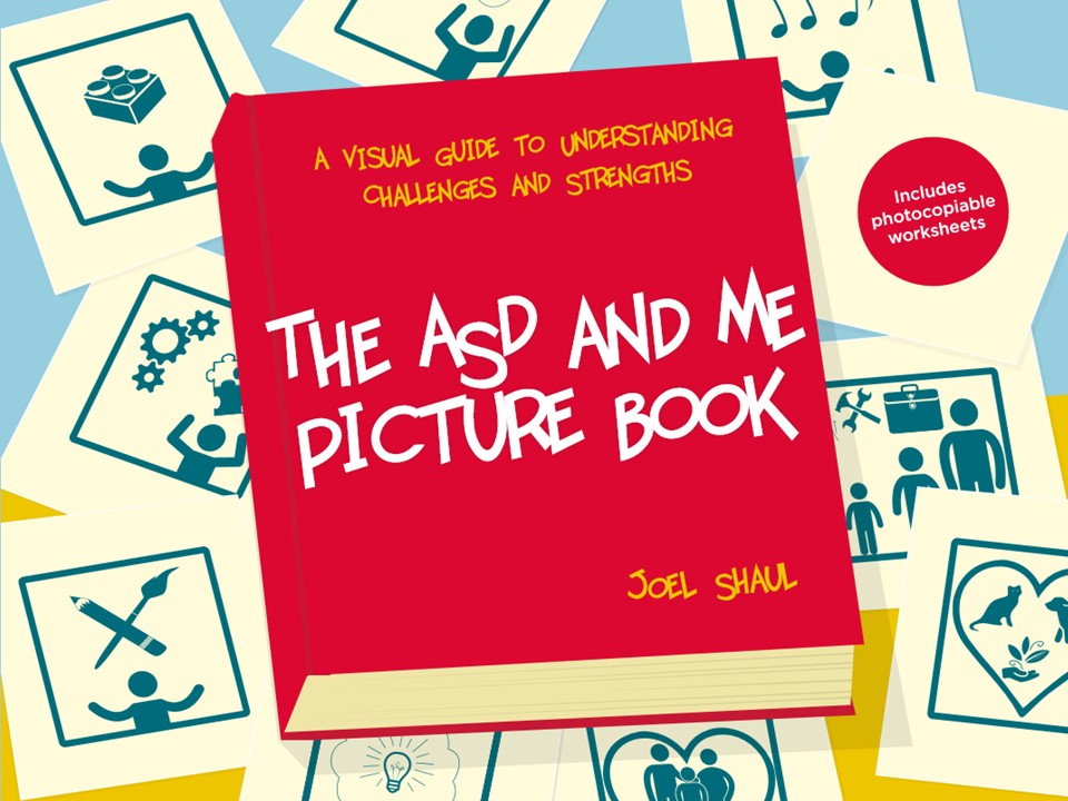 Cover ASD & Me Book
