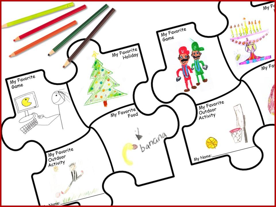 slide3 - Drawing Activity Sheets